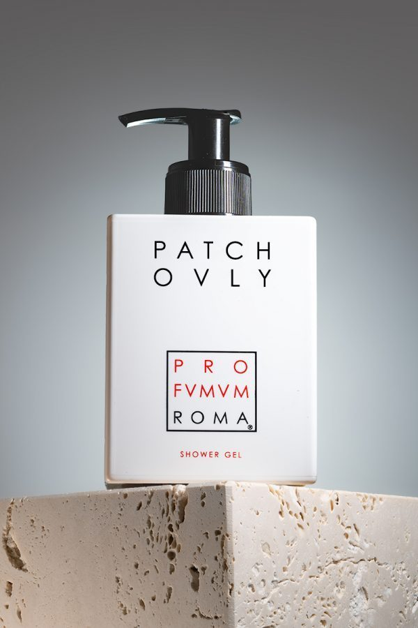 profumum roma shower gel patchouly